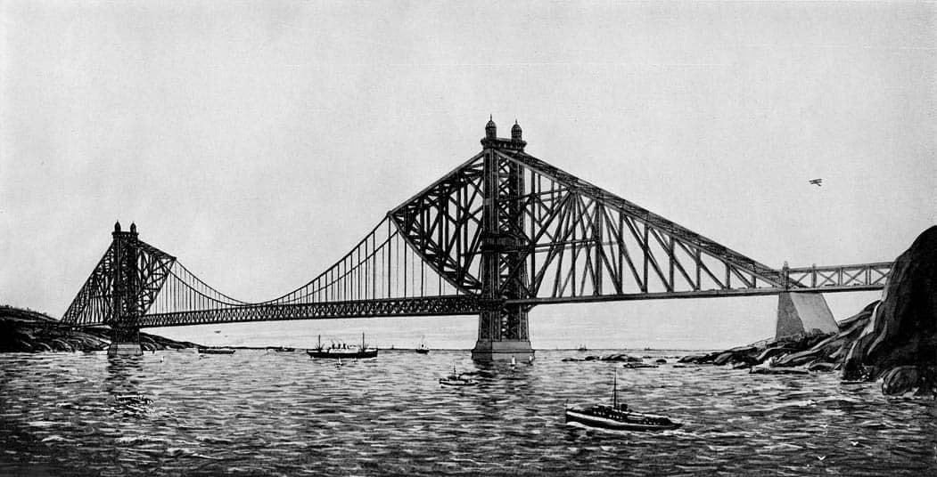 Proposed Golden Gate Bridge, San Francisco, Calif. by Joseph Strauss in 1921
