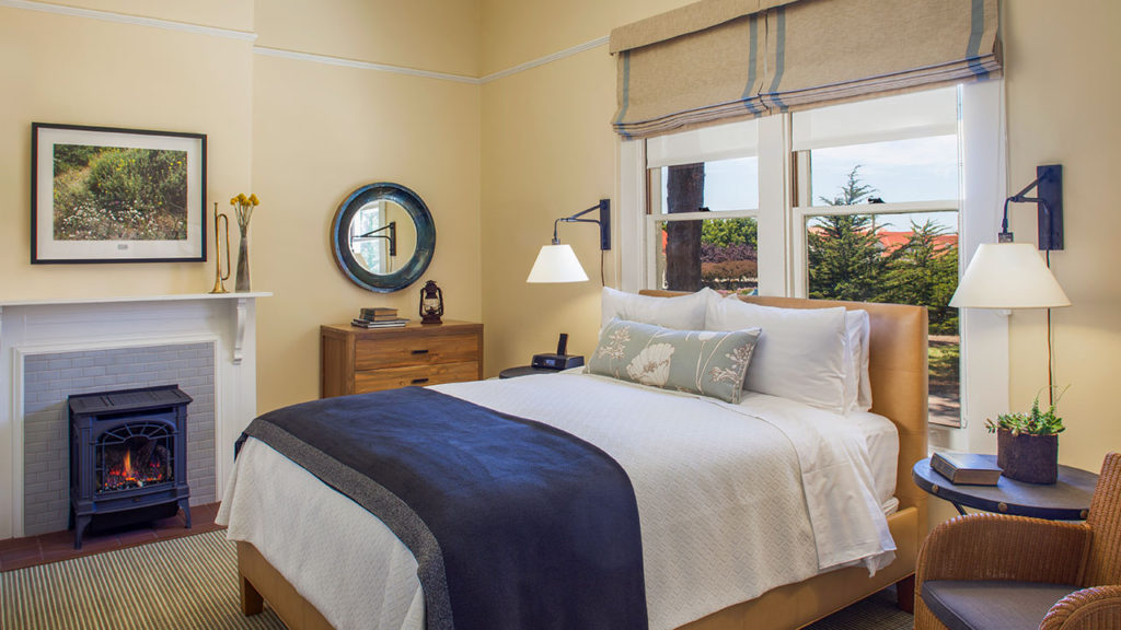 A Funston House Queen Room