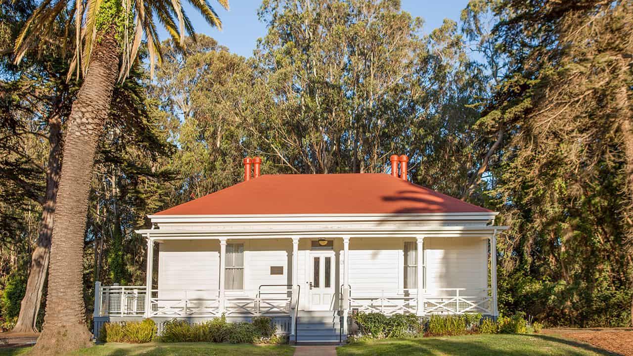 The Funston House at Inn at the Presidio