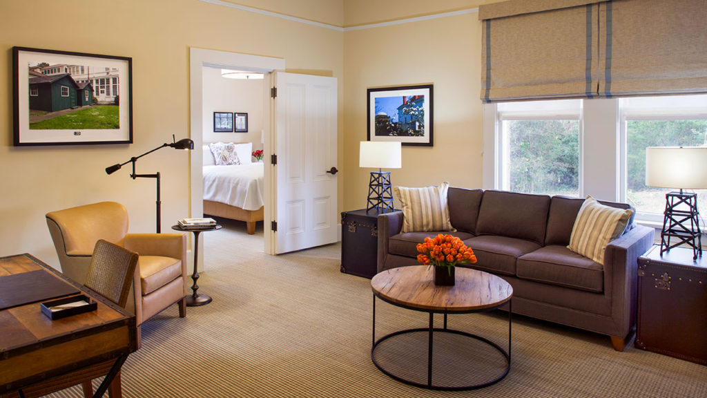 The Funston House Queen Suite
