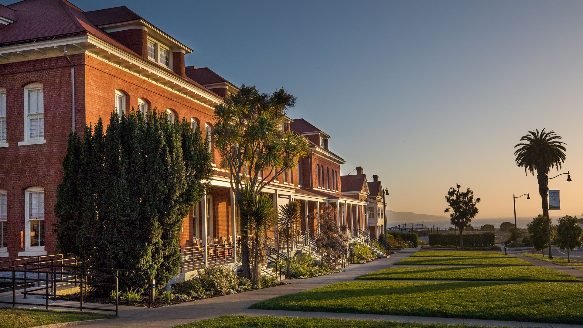 San Francisco Chronicle Features Lodge at the Presidio