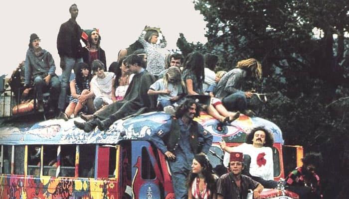 Francois Illas New Tradition: San Franciso Summer Of Love