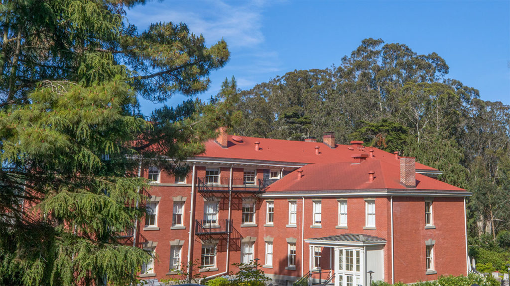 Inn at the Presidio On the Edge Of The Presidio Forest