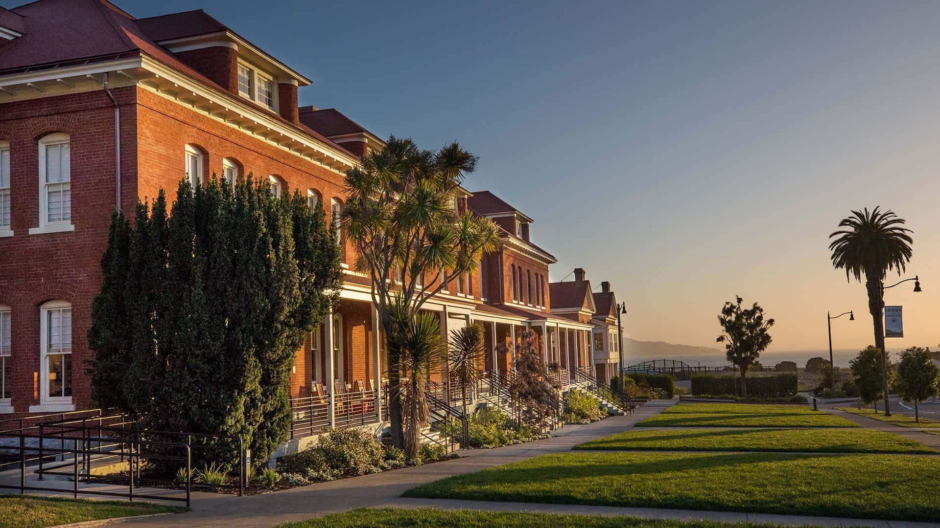 Lodge at the Presidio And San Francisco Bay Views