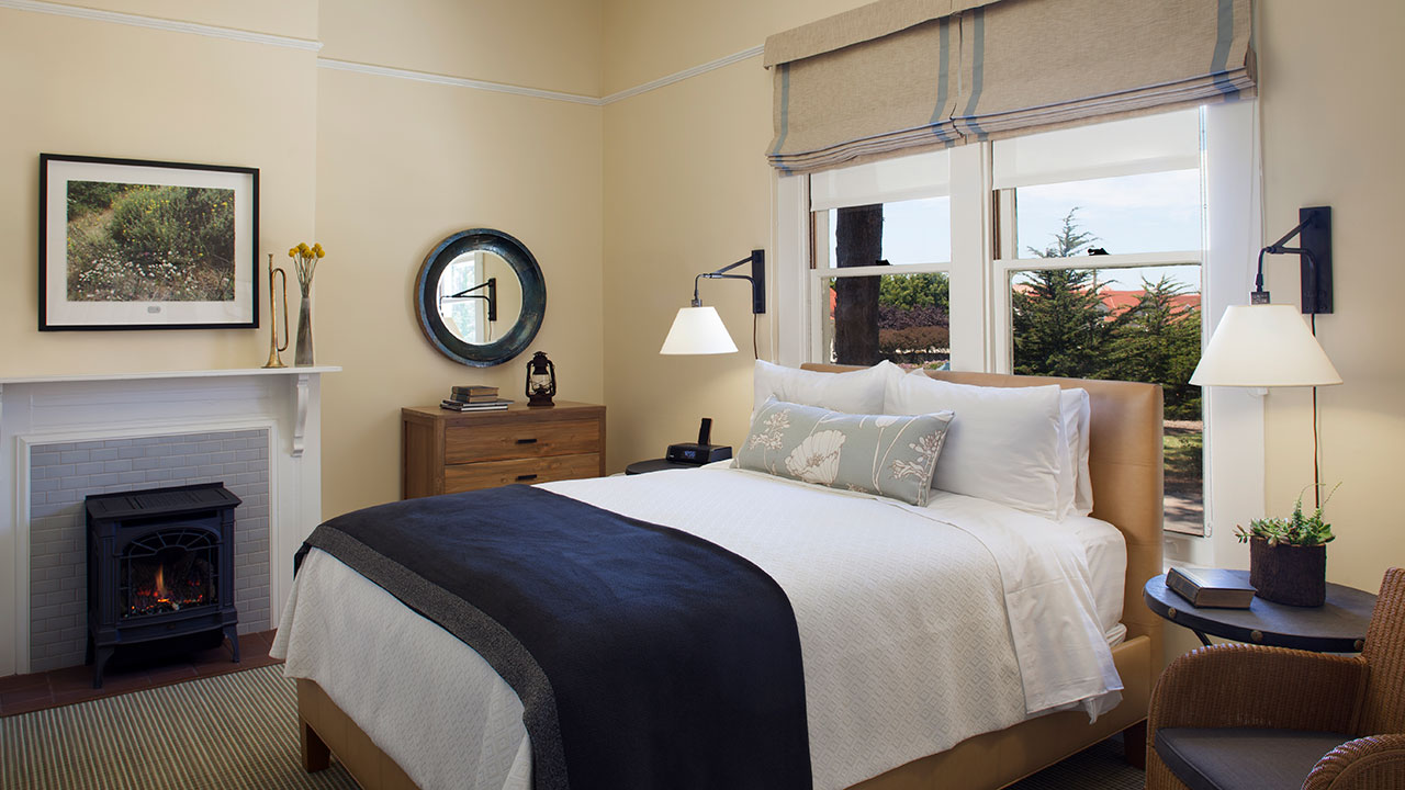 Inn at the Presidio Featured In Departures Magazine